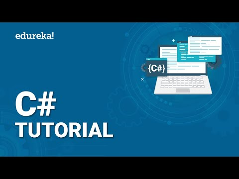 C# Tutorial for Beginners | Learn C# Programming | Visual Studio | Edureka thumbnail