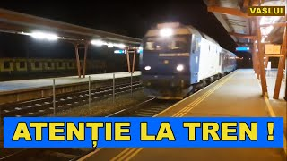 Tren de noapte ( Romanian Night Train )