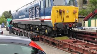 Alresford Class 50