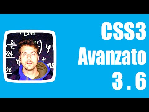 CSS3 Avanzato - 3.6 - Immagini Fluttuanti