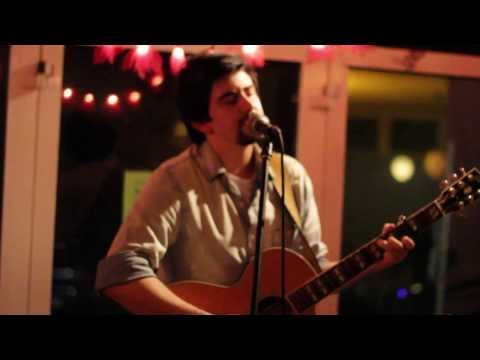 Declan Galbraith - Cafe Blume Berlin