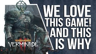 What is Warhammer: Vermintide 2, and why do we LOVE it?