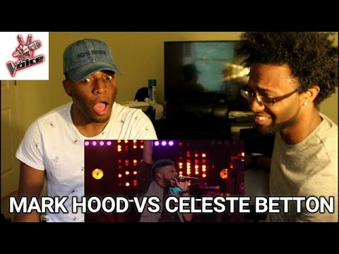 The Voice 2015 Battle - Celeste Betton vs. Mark Hood: