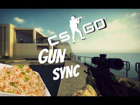 CS:GO Gun Sync - G Eazy Fried Rice