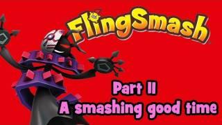 FlingSmash (Wii) part 2 a Smashing good time!