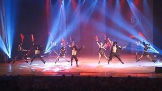 Урок движения. Современный танец. Балет FLEXX в Томске