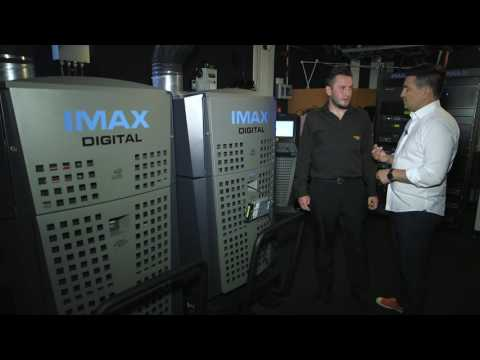 VIDEO - IMAX - Cu cât mai mare cu atât mai bine