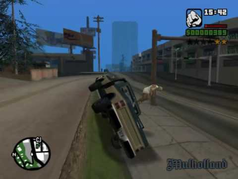 Sony PS2 ►  Grand Theft Auto - San Andreas