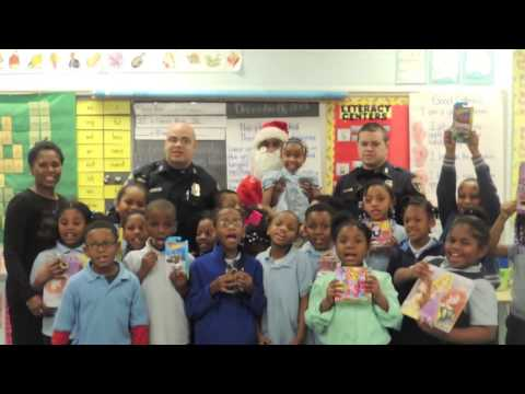 A Message from Councilman Santa and Gardenville Elementary School.