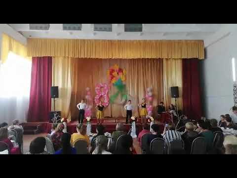 Танец Джайв на восьмое марта