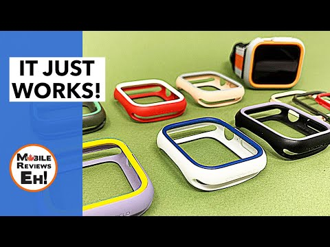 Rhinoshield Crashguard NX Review - Best Apple Watch Case For The Series 5!