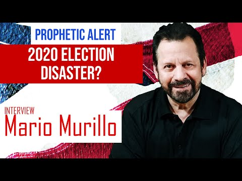 Will Disaster Strike America in November? INTERVIEW with  @Mario Murillo  Ministries