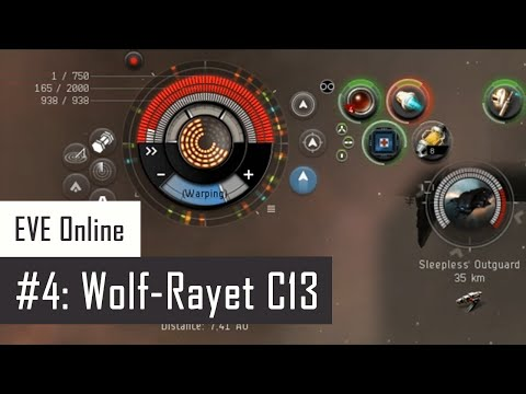 Lenai's Guide #4: Wolf Rayet C13 (a.k.a. Frigate Shattered Wormholes) | EVE Online
