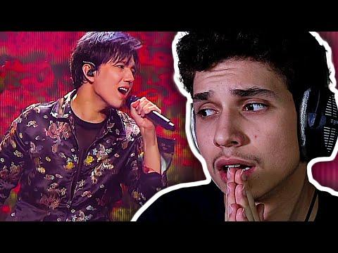 Rapper Reacts to Dimash – AMANAT