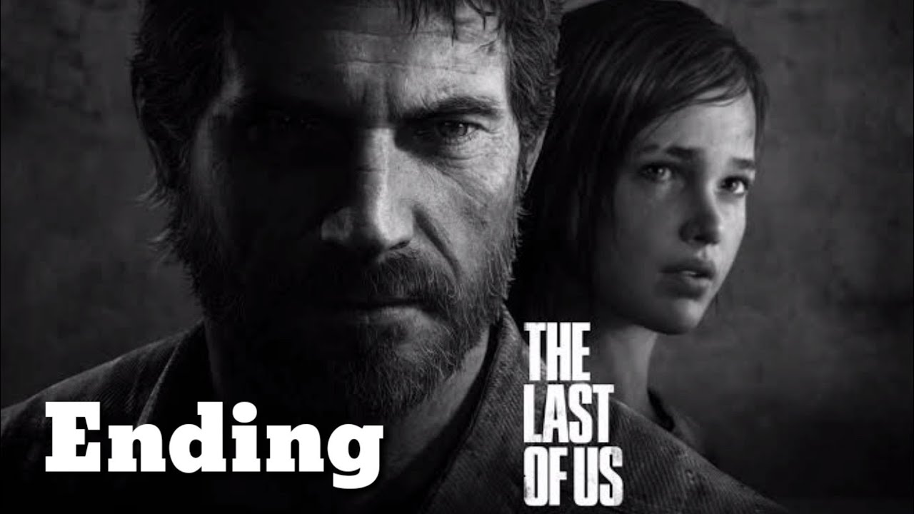 THE LAST OF US Remastered Gameplay | Saint Mary's Hospital | ENDING