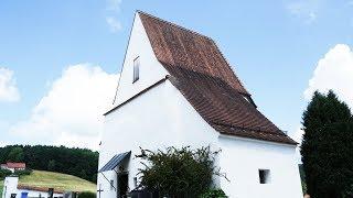Kleinodien im Bistum Passau - Friedhofskirche St. Martin in Vornbach a.I.