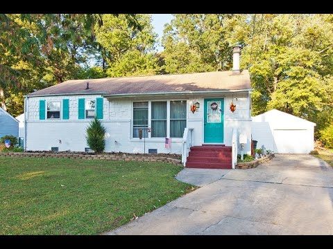House for Sale in Newport News, VA: 11 Terrace Circle, 23605