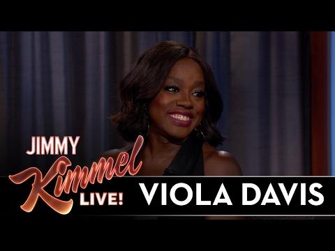 Viola Davis on Getting Her Star & Having a Street Named After Her