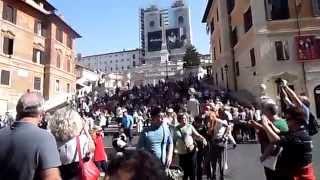 Пешая прогулка по Риму.(, 2014-12-29T17:07:16.000Z)