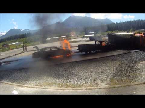 Flammable Liquids - Cars on the Curb HD