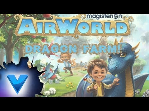Dragon Farm  For Pc - Download For Windows 7,10 and Mac