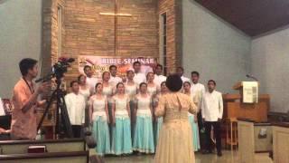 UNAI Chorale 2015 - Bila bunyi Sangkakala