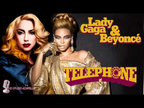Lady Gaga Ft. Beyonce - Telephone (Studio Acapella) + Download (HD)