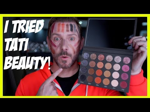 SO... I TRIED TATI BEAUTY! AND IT WAS AMAZING! thumbnail