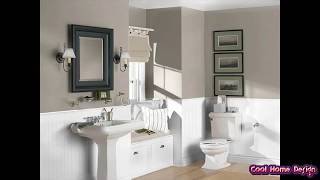 Paint Color Ideas for Small Bathroom