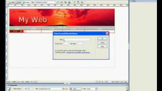 Macromedia Dreamweaver 8 lesson 4