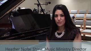 Heather Nofar Shina, Music Ministry Director