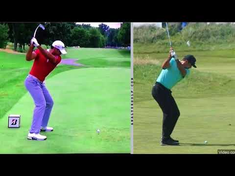 Jason Day – Slow Motion Driver and Wedge Analysis