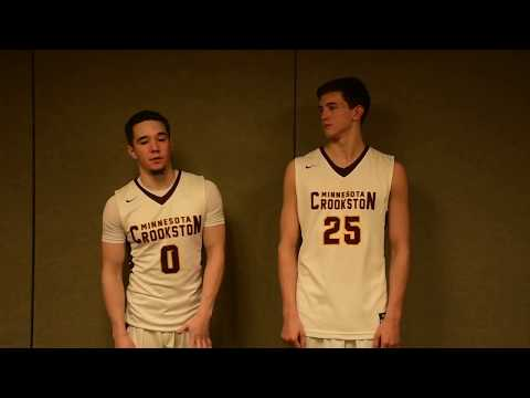 Post-Game Interview with Harrison Cleary and Chase Knickerbocker (Nov. 18, 2017)