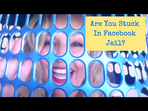 Stuck In Facebook Jail? … Here's What You Can Do | Tracey Rose