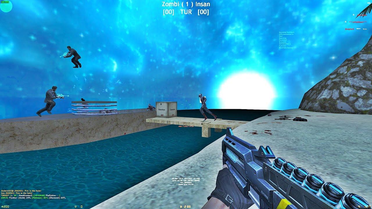 Counter-Strike: Zombie Escape Mod - ze_ChainBreaker_Part1_f2 | Dark Professional