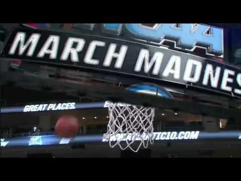 NCAA on CBS intro 2017 Atlantic 10 Championship RHD vs VCU