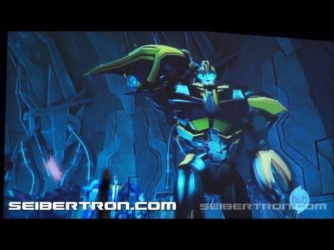 Transformers Prime Beast Hunters BUMBLEBEE TALKS