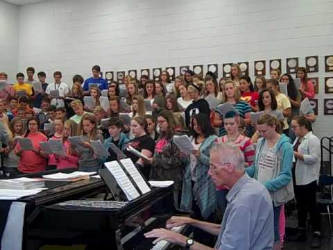Alexander Central High School Chorus Candelight Application