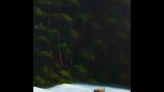 Acrylic Painting Tip #45 - Soft and Hard Edges Make Your Paintings More Realistic