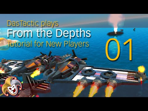 FROM THE DEPTHS ~ Tutorial for New Players ~ 01 Many Games in One thumbnail