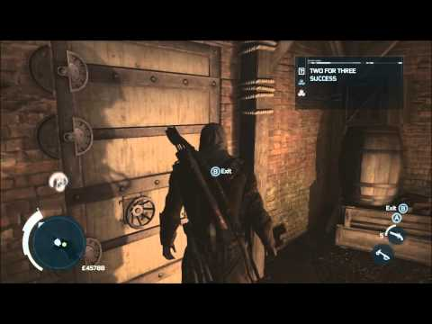 New York Underground Tunnels Map - 11/11 Fast Travel Stations - Assassin's Creed 3