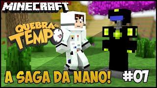 Quebra do Tempo EP.7 - A SAGA DA ULTRA ARMADURA!