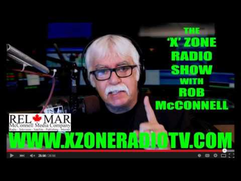 The 'X' Zone Radio Show with Rob McConnell - Guest: Mike Ricksecker