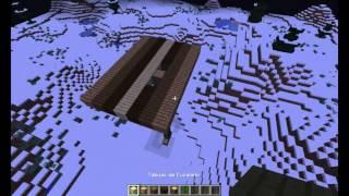 Como construir uma casa na árvore Parte 1  HEROES FLAST