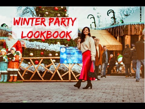 PARTY OUTFIT IDEAS/ NYE OUTFIT IDEAS/ WINTER PARTY LOOKS 2