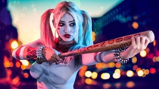 Harley Quinn - Body Paint