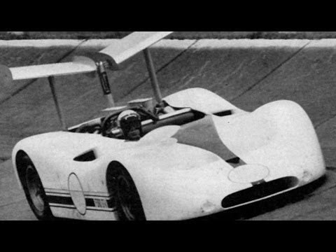 Secret Ford Race Cars - /SHAKEDOWN