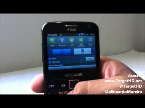 Review: Samsung Galaxy Y Pro Duos