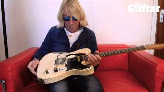 Me And My Guitar interview with Status Quo