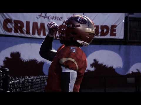 Everett Vs Springfield Central High School Football Highlights